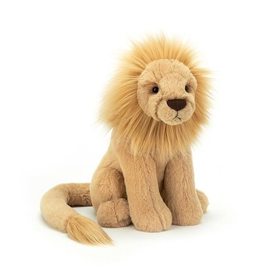 Jellycat - Beautifully Scrumptious Jellycat - Leonardo Lion - Medium