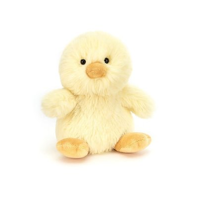 Jellycat - Pocket Pals Jellycat - Yellow Fluffster Chick