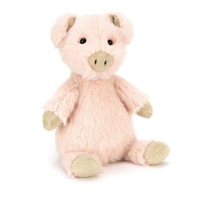 Jellycat - Pocket Pals Jellycat - Nibbles Piglet