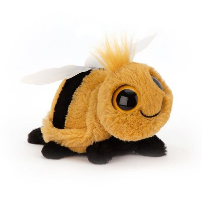 Jellycat - Pocket Pals Jellycat - Frizzles Bee