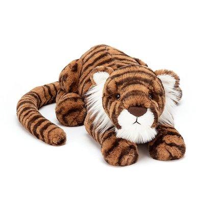 Jellycat - Big & Bold Jellycat - Tia Tiger - Little