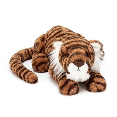 Jellycat - Big & Bold Jellycat - Tia Tiger - Medium