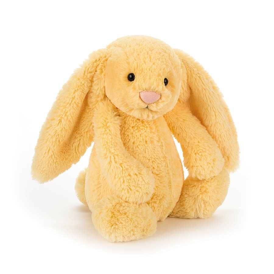 Jellycat Bashful Lemon Bunny - Small