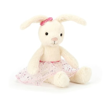 Jellycat - Dressed to Impress Jellycat - Belle Bunny Ballet - Medium