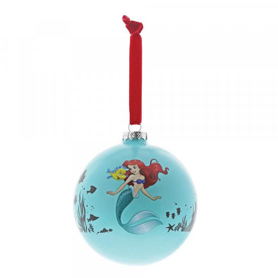 Disney Enchanting Collection Disney - Bauble - The Little Mermaid - Life is Bubbles