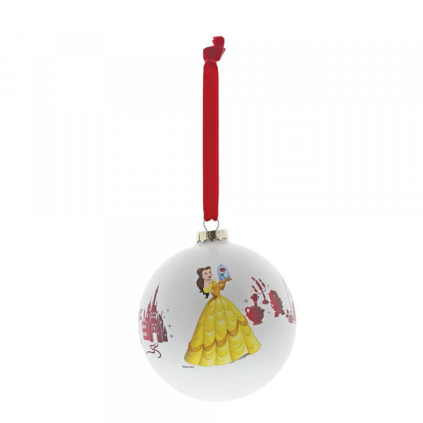 Disney - Bauble - Beauty and the Beast - Be Our Guest
