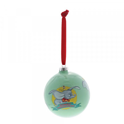 Disney Enchanting Collection Disney - Bauble - Dumbo - First Christmas