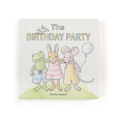Jellycat - Story Book Jellycat - The Birthday Party - Book