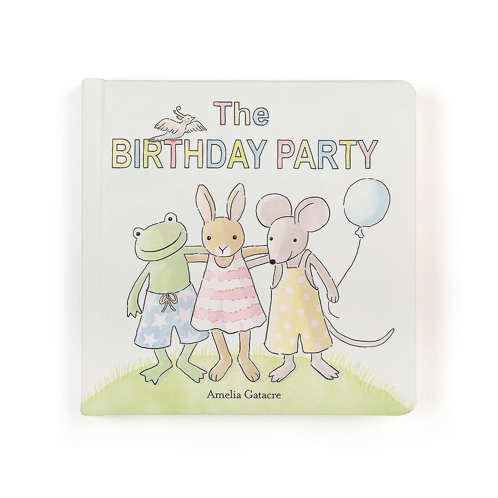 Jellycat Jellycat - The Birthday Party - Book