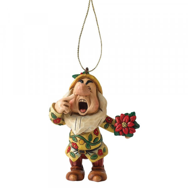 Disney - Sneezy - Hanging Decoration