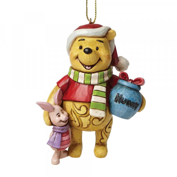Disney - Winnie the Pooh & Piglet - Hanging Decoration