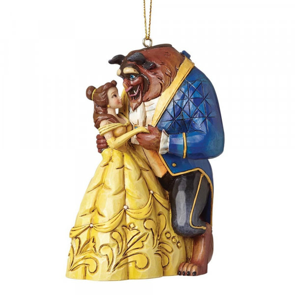 Disney - Beauty and the Beast - Hanging Decoration