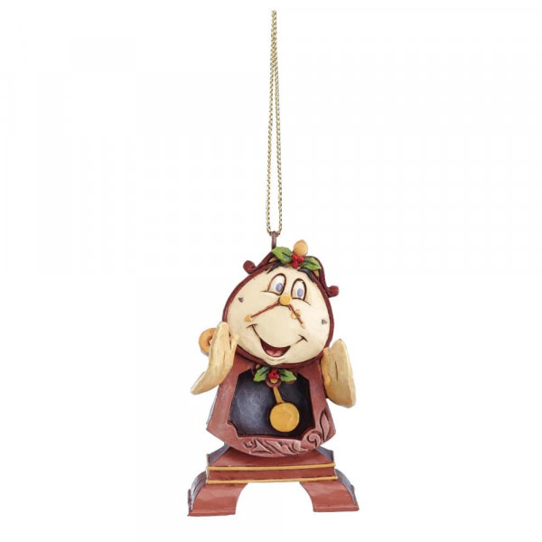 Disney - Cogsworth - Hanging Decoration