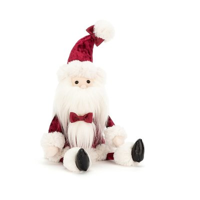 Jellycat - Jingle Jingle Jellycat - Cranberry Santa - Medium