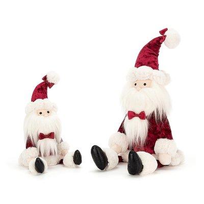 Jellycat - Jingle Jingle Jellycat - Cranberry Santa - Large