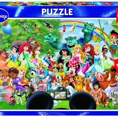 Educa 1000pcs - The Marvelous World of Disney Puzzle