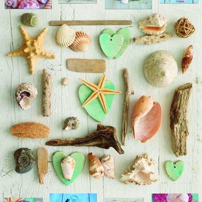 Educa 1000pcs - Seashells Collage Puzzle