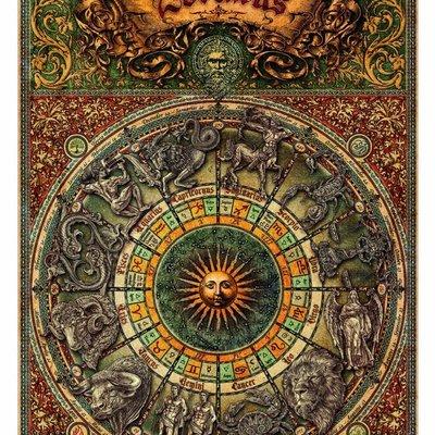 Educa 1000pcs - Zodiac Puzzle