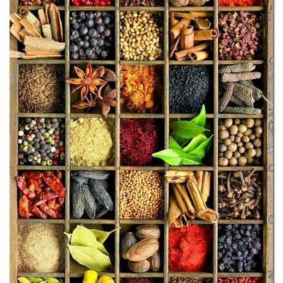 Educa 1000pcs - Spices Puzzle