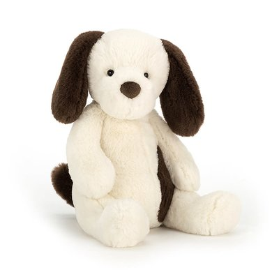 Jellycat - Super Softies Jellycat - Puffles Puppy - Medium