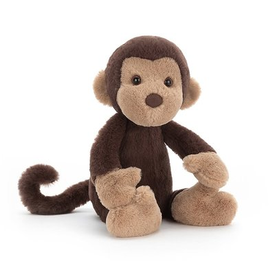 Jellycat - Super Softies Jellycat - Wumper Monkey
