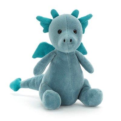 Jellycat - Little Legs Jellycat - Little Puff Sapphire