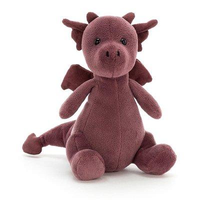 Jellycat - Little Legs Jellycat - Little Puff Violet