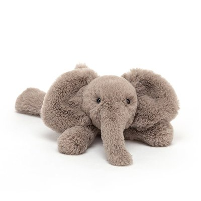 Jellycat - Super Softies Jellycat - Smudge Elephant - Tiny
