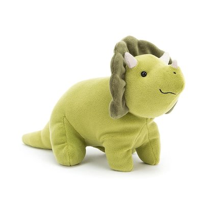 Jellycat - Little Legs Jellycat - Mellow Mallow Triceratops - Small