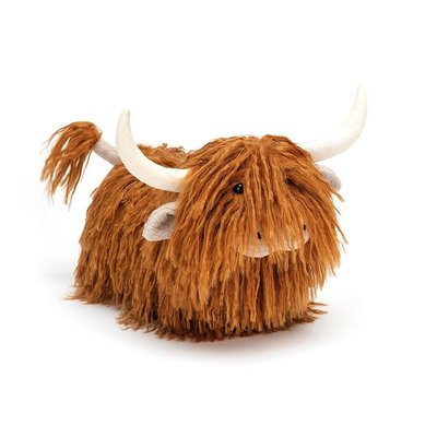 Jellycat - Colourful & Quirky Jellycat - Charming Highland Cow
