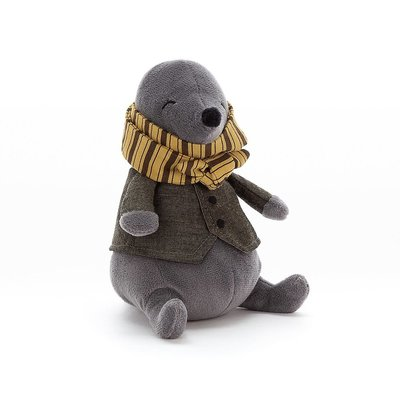 Jellycat - Dressed to Impress Jellycat - Riverside Rambler Mole