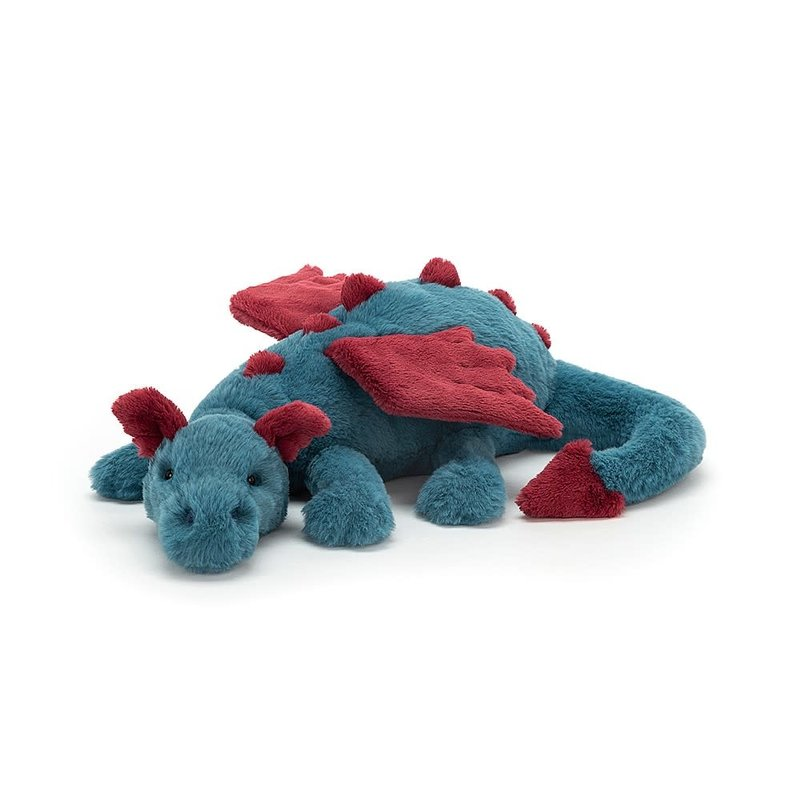 Jellycat - Beautifully Scrumptious Jellycat - Dexter Dragon - Medium