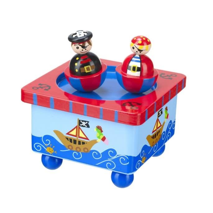 Music Box - Pirate