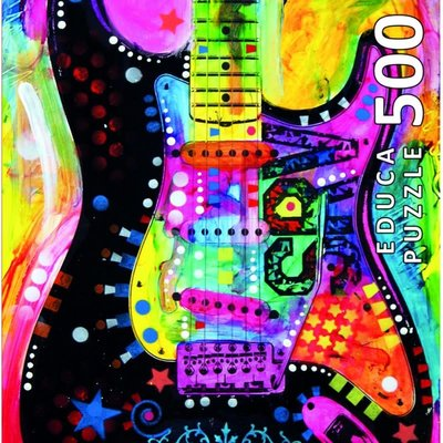 Educa 500pcs - Lenny Strat, Dean Russo Puzzle