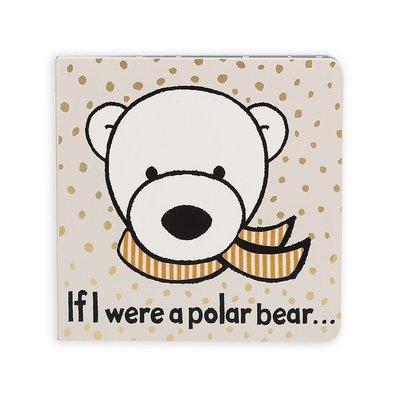 Jellycat - Story Book Jellycat - If I were a Polar Bear - Book