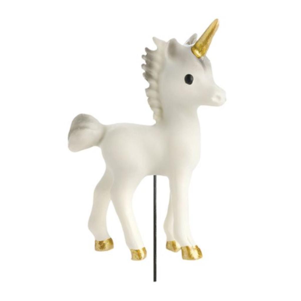 Fiddlehead Fiddlehead - Unicorn Foal on Spike