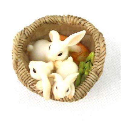Fiddlehead Fiddlehead - Bunnies in a Basket