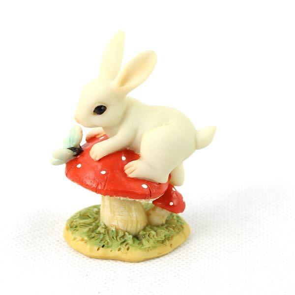 Fiddlehead Fiddlehead - Bunny on Toadstool