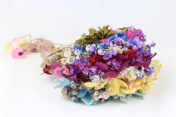Fairy Goodies Flower Head Garland