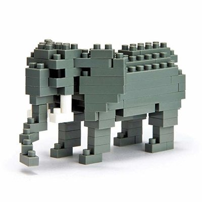 Nanoblocks Nanoblock - African Elephant