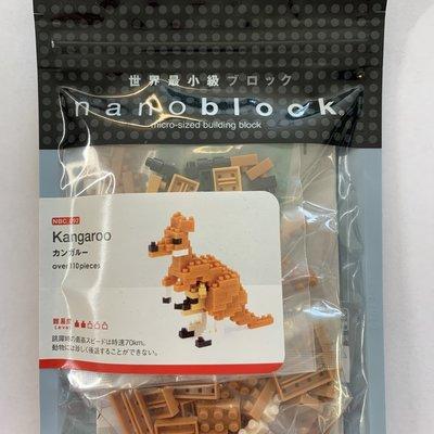 Nanoblocks Nanoblock - Kangaroo