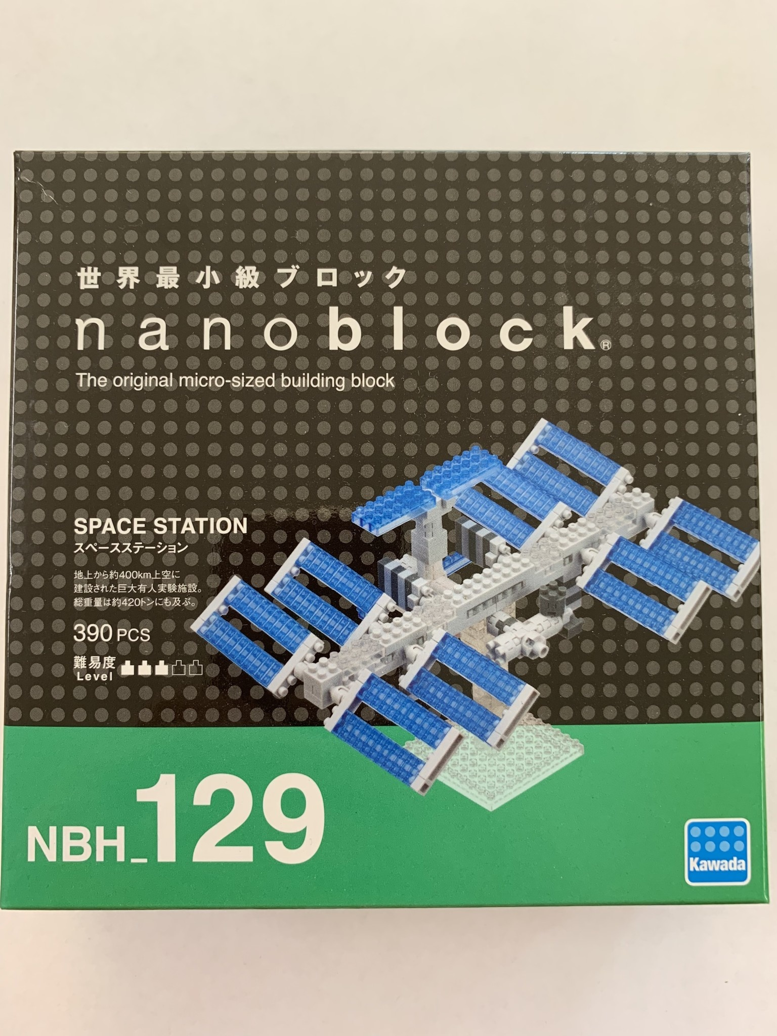 Nanoblock - Space Station
