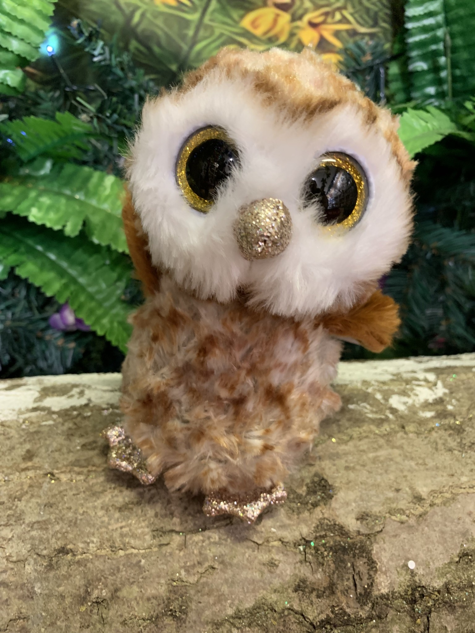 Ty Beanie Boo - Percy the Owl