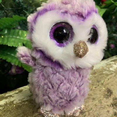 Ty Beanie Boo - Moonlight the Owl