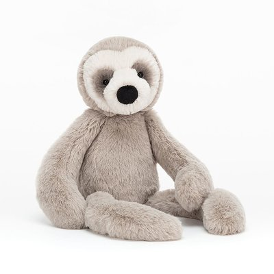 Jellycat - Beautifully Scrumptious Jellycat - Bailey Sloth - Small