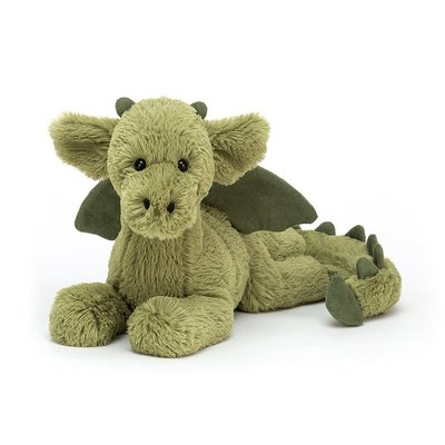 Jellycat - Long Legs Jellycat - Monty Dragon - Medium