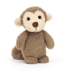 Jellycat - Pocket Pals Jellycat - Fluffy Monkey