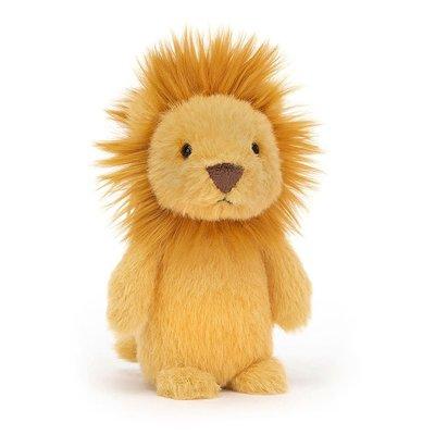 Jellycat - Pocket Pals Jellycat - Fluffy Lion