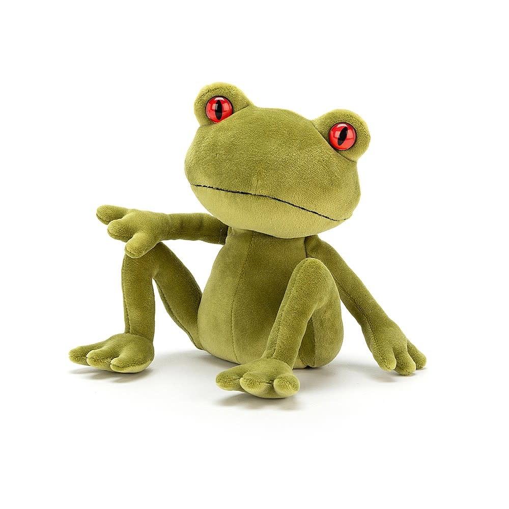 Jellycat Tad Tree Frog - Small
