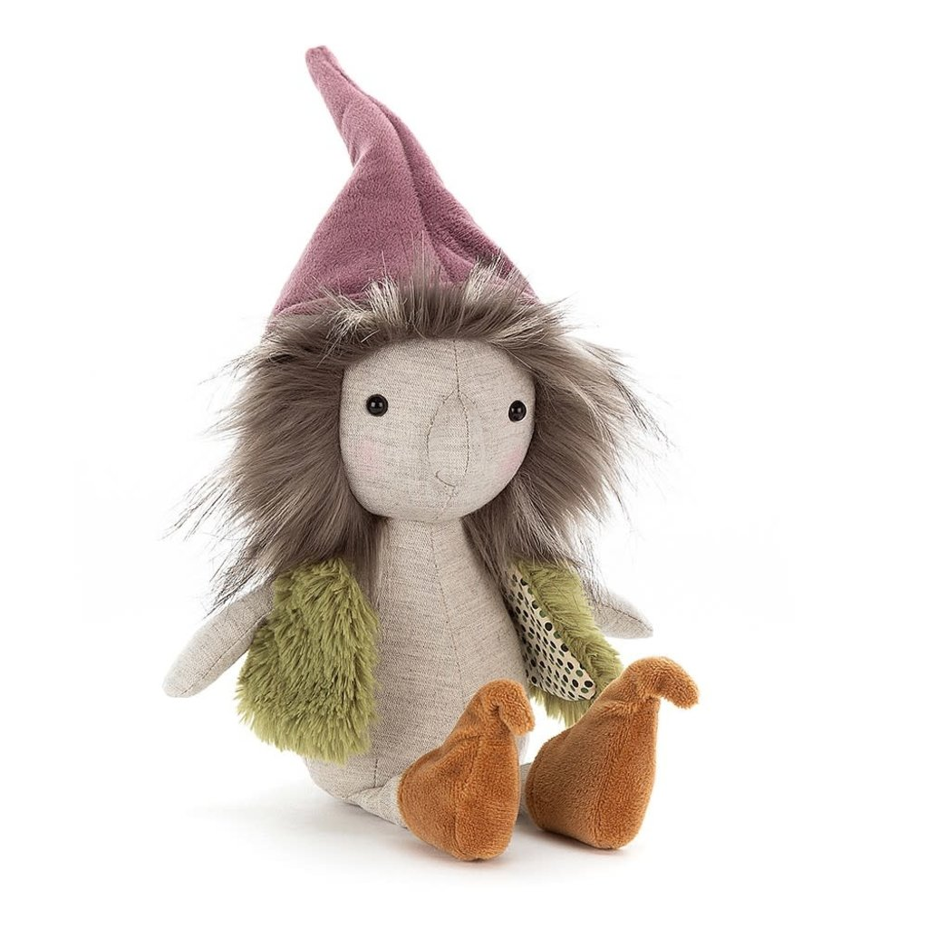 Jellycat - Colourful & Quirky Jellycat - Forest Foragers Acorn